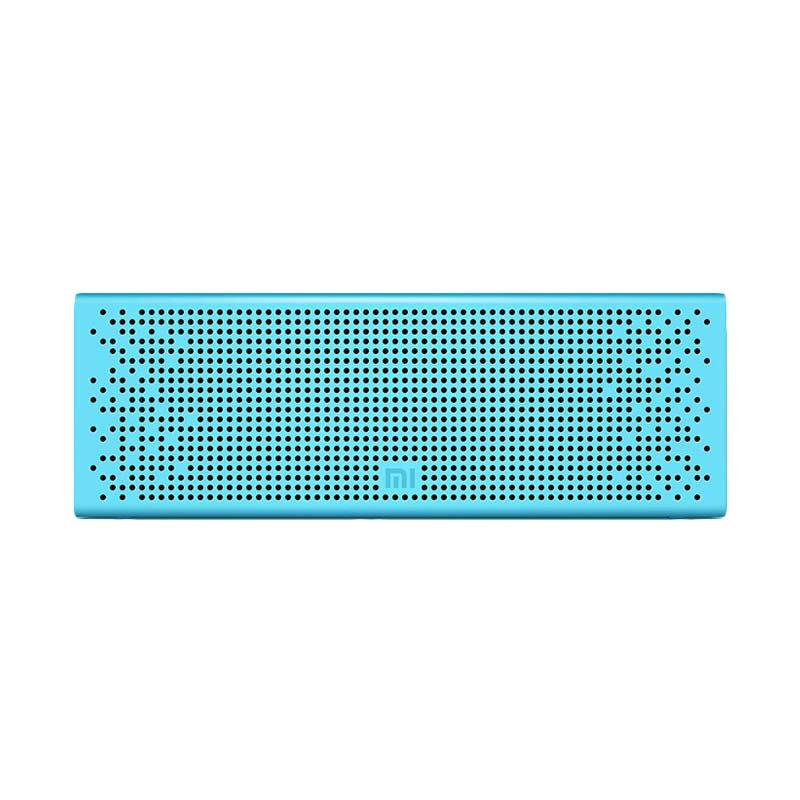 Xiaomi Metal Box Blue Portable Bluetooth Speaker