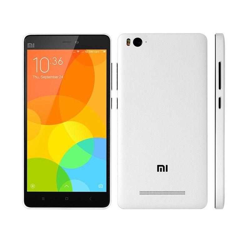 Sale Xiaomi Mi 4C Smartphone – White [32GB/ 3GB]