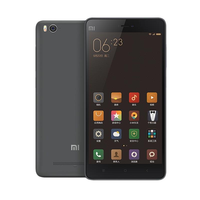 Xiaomi MI 4C Smartphone - Grey [16 GB/ 2 GB]