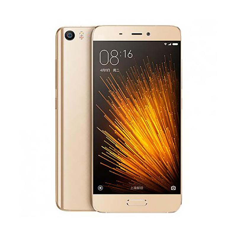 Xiaomi Mi 5 Smartphone - Gold [32GB/ 3GB]