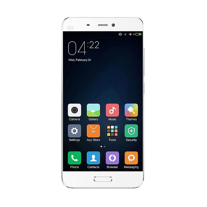 Xiaomi Mi 5 Smartphone - Silver [32GB/3GB]