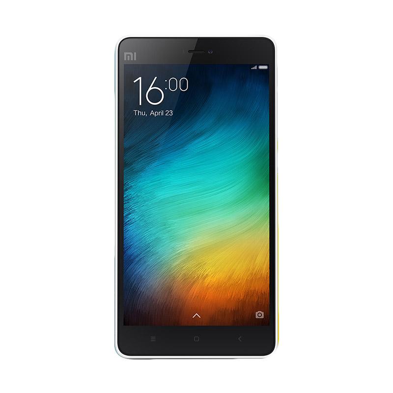harga Xiaomi Mi4i Smartphone - White [16GB/ 2GB/ TAM] Blibli.com