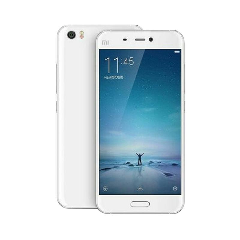 Xiaomi Mi5 Pro Smartphone - White [Ram 4 GB/128 GB/Distributor]