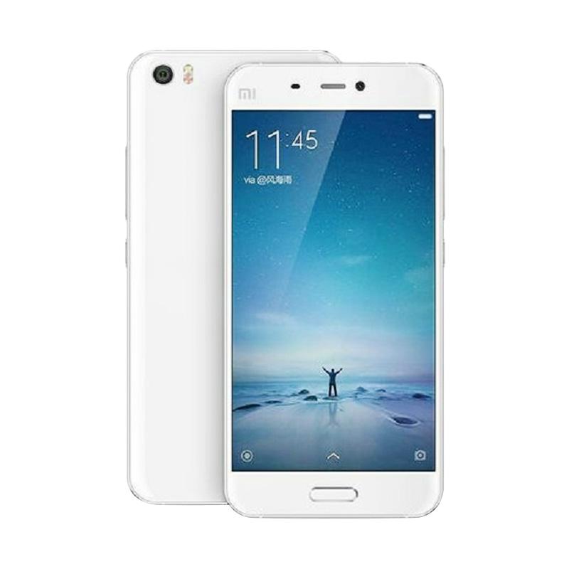Xiaomi Mi5 Smartphone - White [64GB/ 3GB]