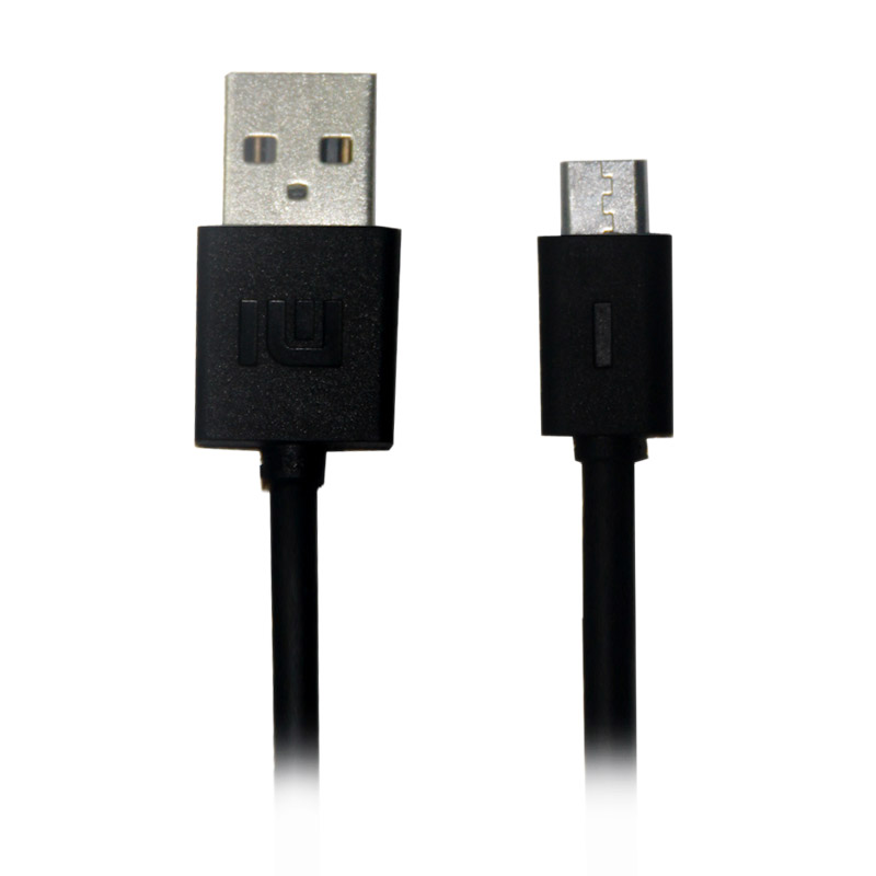 Kabel Data Xiaomi Original  - Black