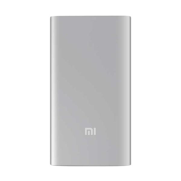 Xiaomi Original Powerbank [5000 mAh] - Silver