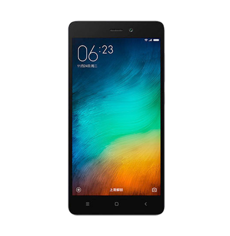 Xiaomi Redmi 3 PRO Smartphone - Grey [32 GB/RAM 3 GB/Garansi Resmi TAM]