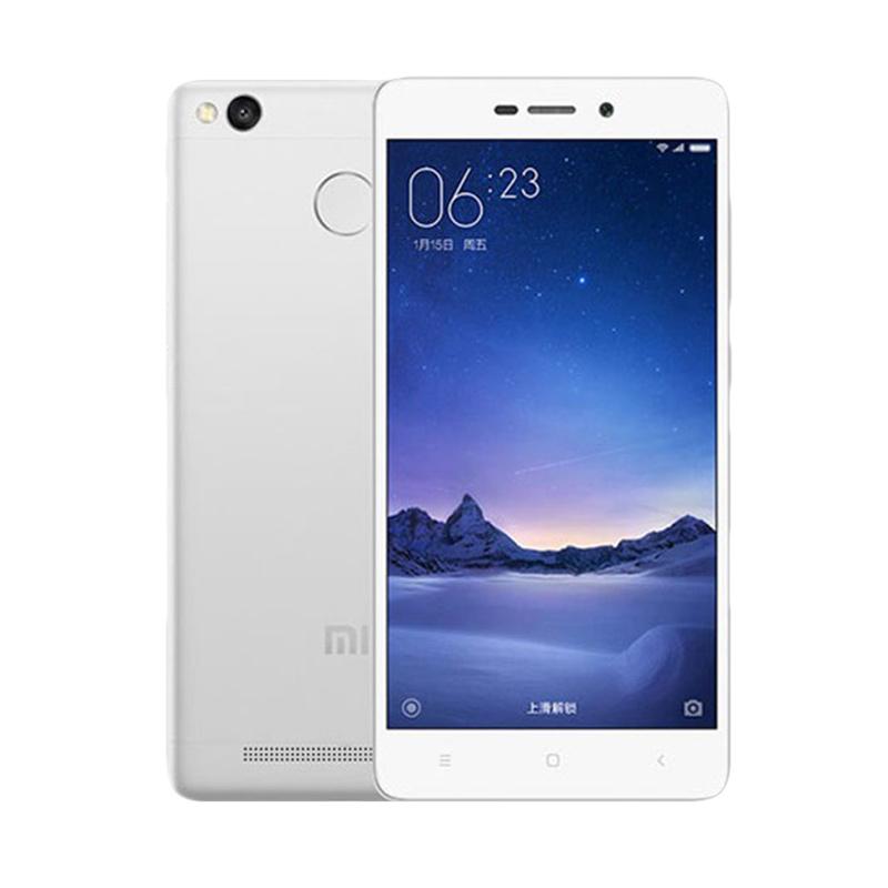 Xiaomi Redmi 3S Smartphone - Silver [16 GB/2 GB]
