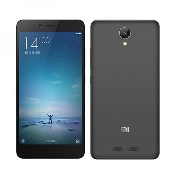 Xiaomi Redmi Note 2 Smartphone - Black [RAM 2 GB/16 GB]