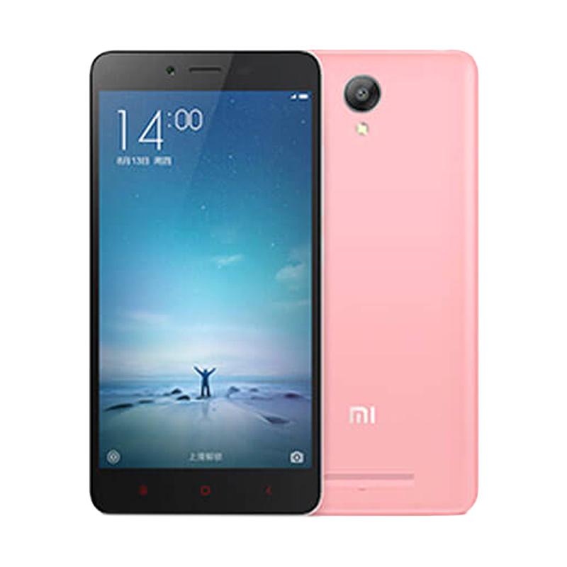 Jual Xiaomi Redmi Note 2 Pink Smartphone