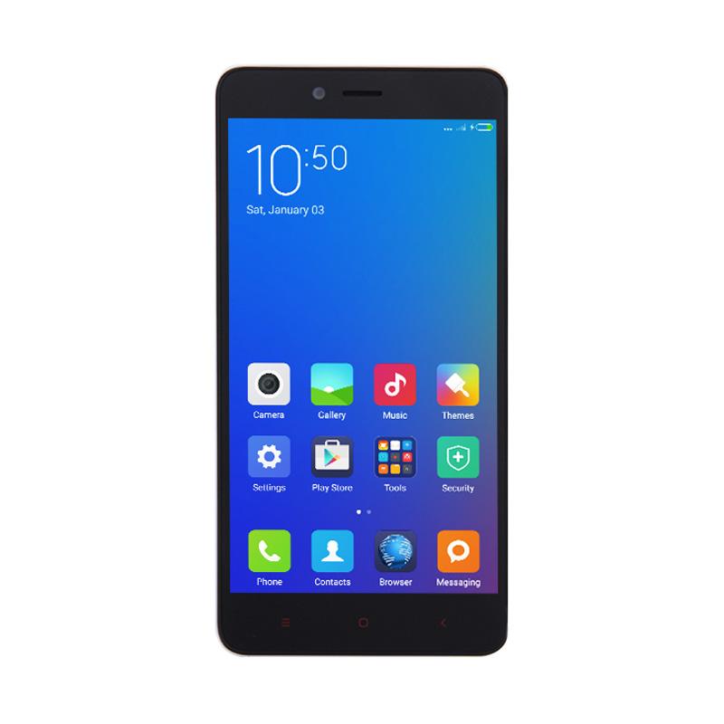harga Xiaomi Redmi Note 2 Prime Smartphone - White [32GB/ 2GB] Blibli.com