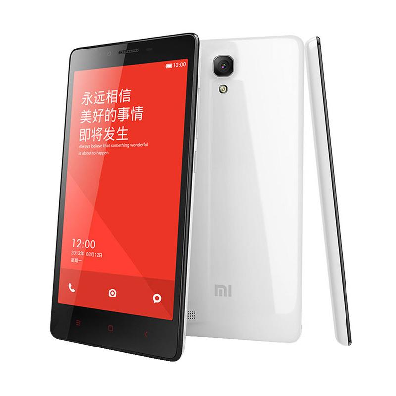 Xiaomi Redmi Note 2 Smartphone - White [4G/LTE]