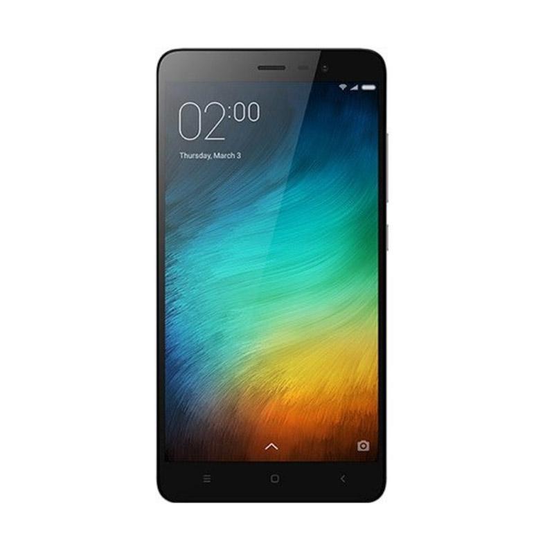 Update Harga Xiaomi Redmi Note 3 Pro Smartphone – Abu-abu [16 GB]