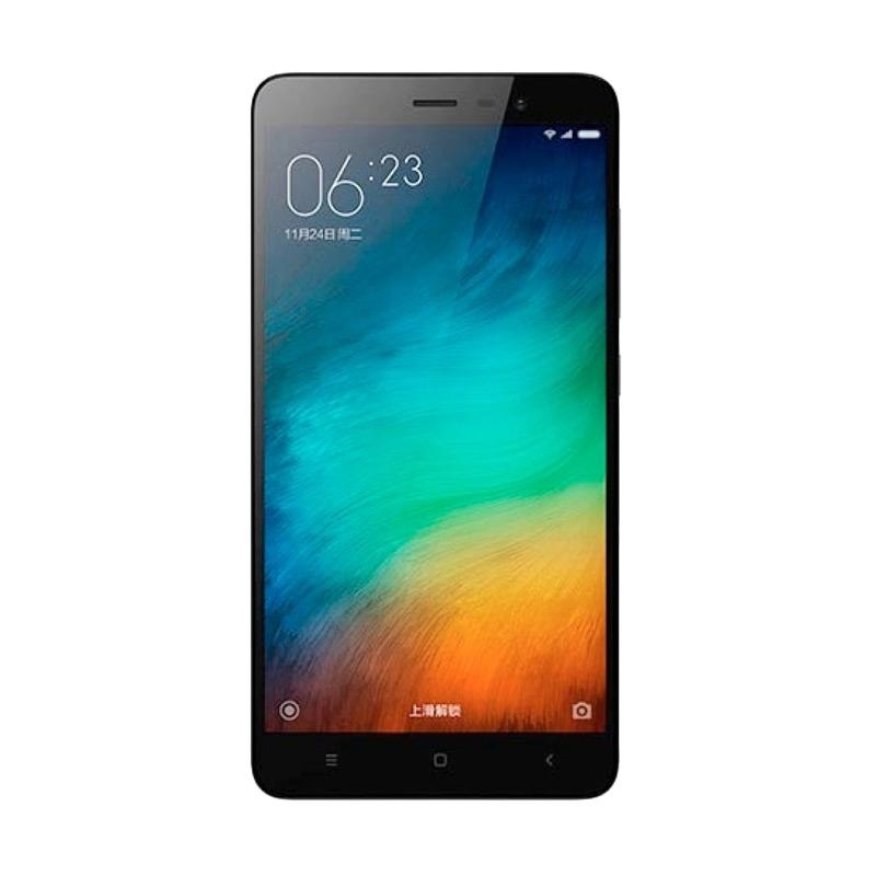 Xiaomi Redmi Note 3 Pro Smartphone - Grey [3 GB/32 GB/Garansi Distributor] - 9278375 , 15232357 , 337_15232357 , 2345000 , Xiaomi-Redmi-Note-3-Pro-Smartphone-Grey-3-GB-32-GB-Garansi-Distributor-337_15232357 , blibli.com , Xiaomi Redmi Note 3 Pro Smartphone - Grey [3 GB/32 GB/Garansi Distributor]
