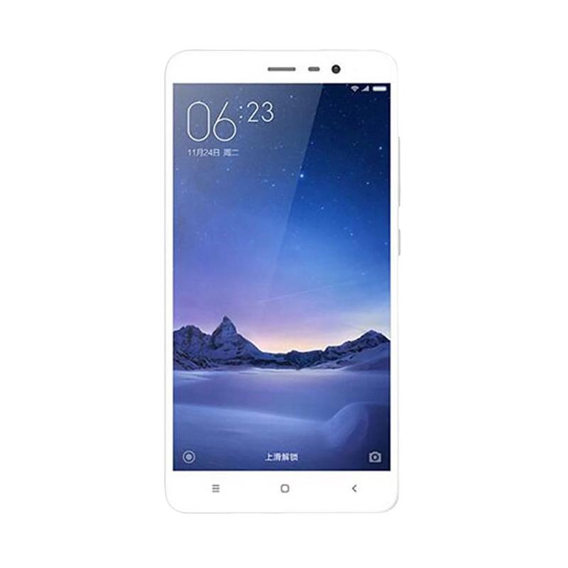 Diskon Xiaomi Redmi Note 3 Pro Smartphone – Silver [16GB / 2GB / Garansi Distributor]