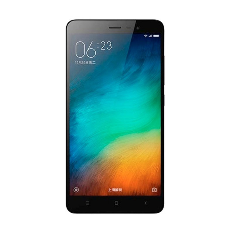 Sale Xiaomi Redmi Note 3 Pro Smartphone – Grey [16GB/ 2GB/ Garansi Distributor]