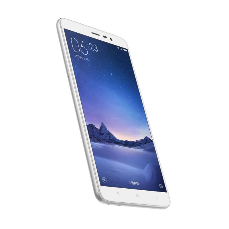 Jual Xiaomi Redmi Note 3 Pro Smartphone – Silver [16GB/ 2GB/ Garansi Distributor]