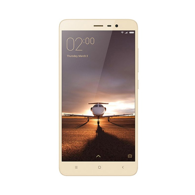 harga Xiaomi Redmi Note 3 Pro Smartphone - Gold [TAM/16 GB] Blibli.com