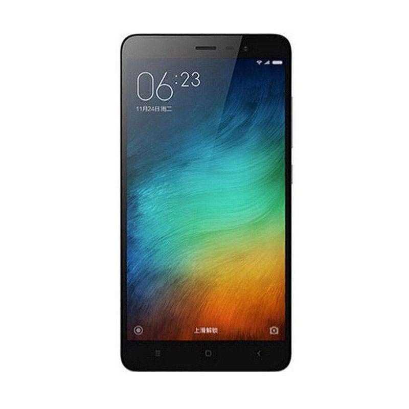 Xiaomi Redmi Note 3 Smartphone - Grey [16GB/2GB/Garansi Resmi]