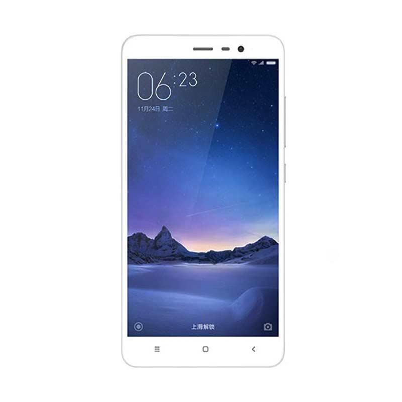 Harga Xiaomi Redmi Note 3 Smartphone – Silver [RAM 3GB/32 GB]
