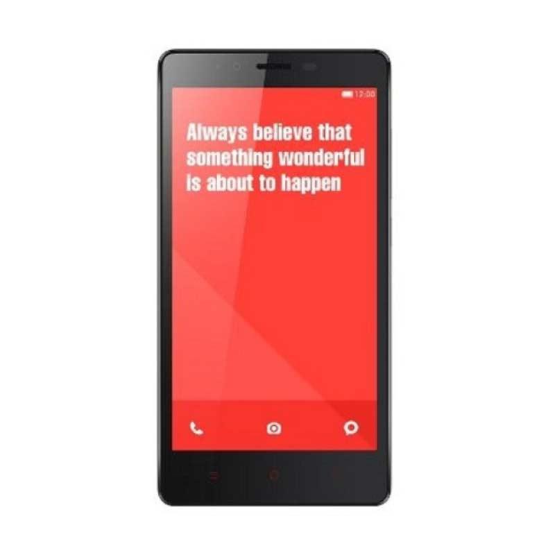 Xiaomi Redmi Note Smartphone - Putih [Dual SIM/2 GB RAM]
