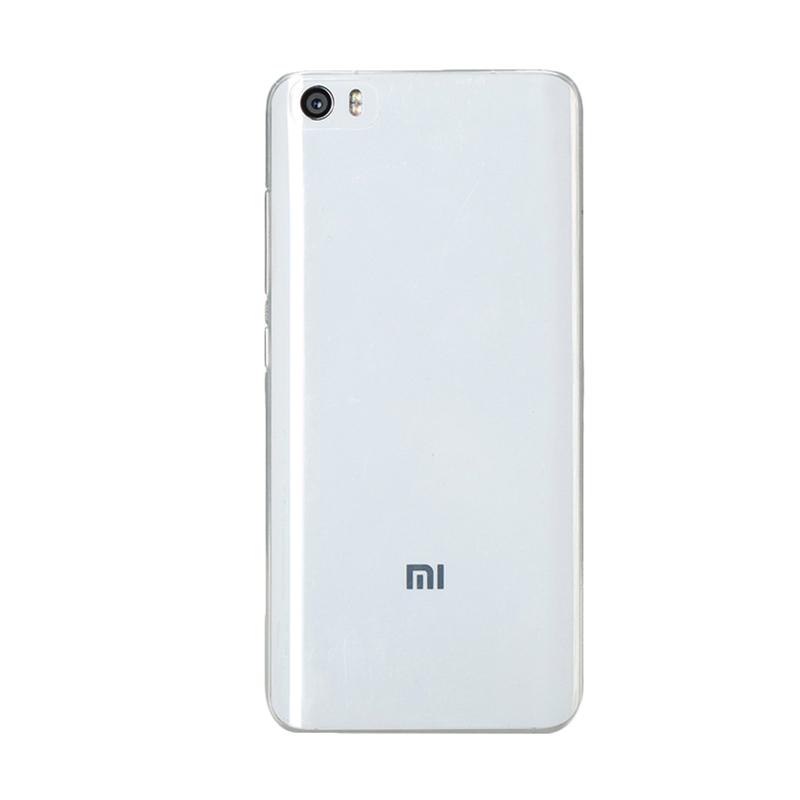 Xiaomi Silikon Casing for Mi5 - Clear