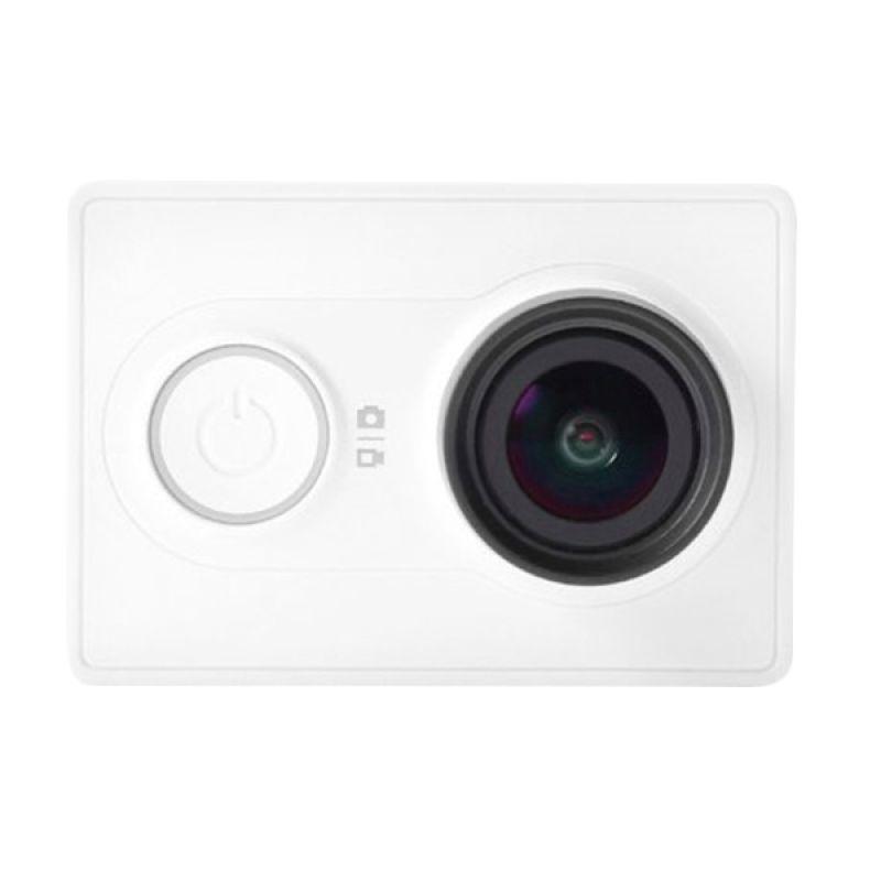 Xiaomi XiaoYi Sport Basic Edition White Action Camera Extra diskon 7% setiap hari Extra diskon 5% setiap hari Citibank – lebih hemat 10%