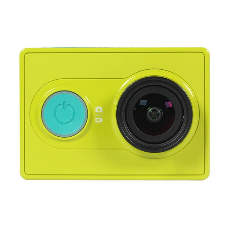 Xiaomi Yi Action Camera - Green [Internasional Version]