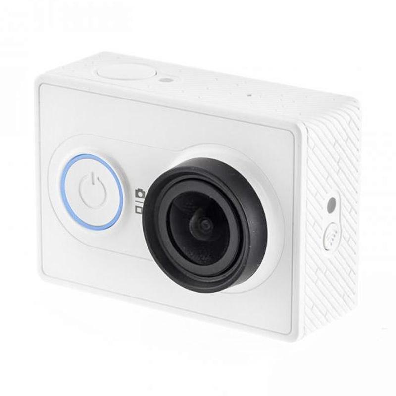 Xiaomi Yi Action Camera - White Extra diskon 7% setiap hari Extra diskon 5% setiap hari Citibank – lebih hemat 10%