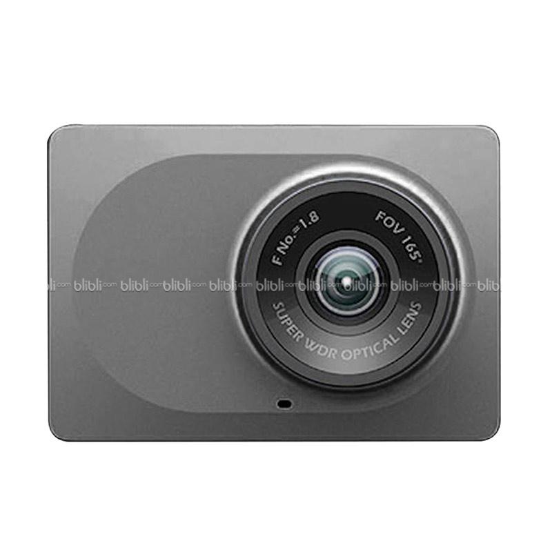 Xiaomi Yi Smart Car Dash Cam ADAS DVR Hitam Camcorder [WiFi/ 165 Degree/ 1080P 60fps] Extra diskon 7% setiap hari Extra diskon 5% setiap hari Citibank – lebih hemat 10%