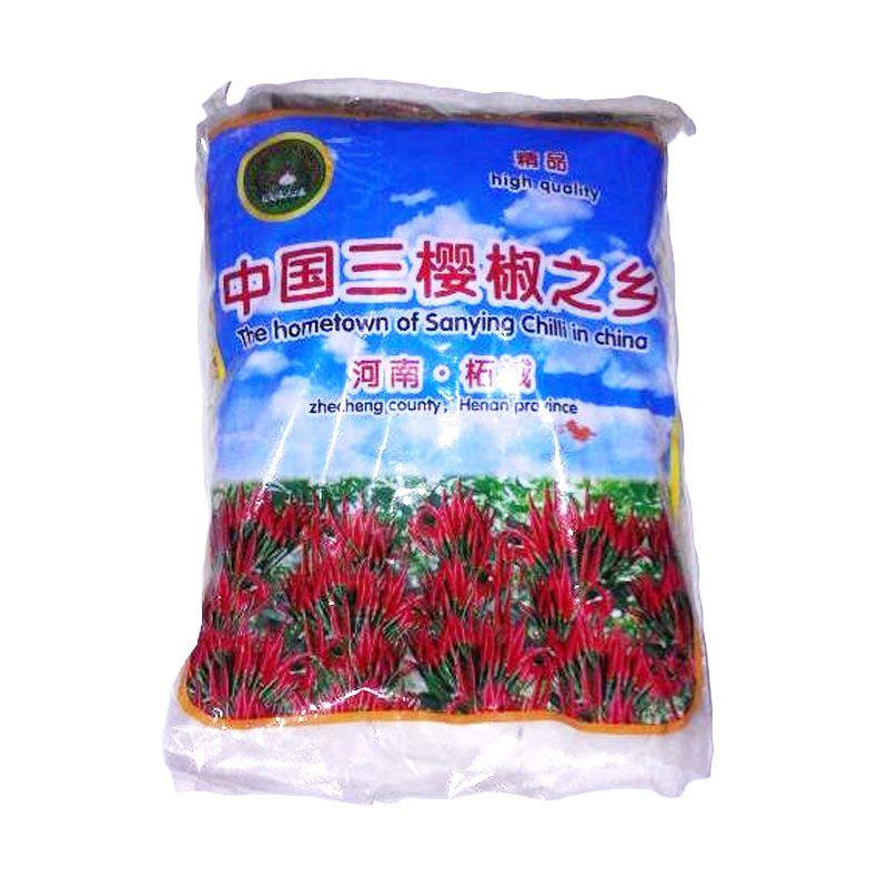 Xin Yuan Cabai Merah Tejah Kering Bumbu Masak [5 kg]