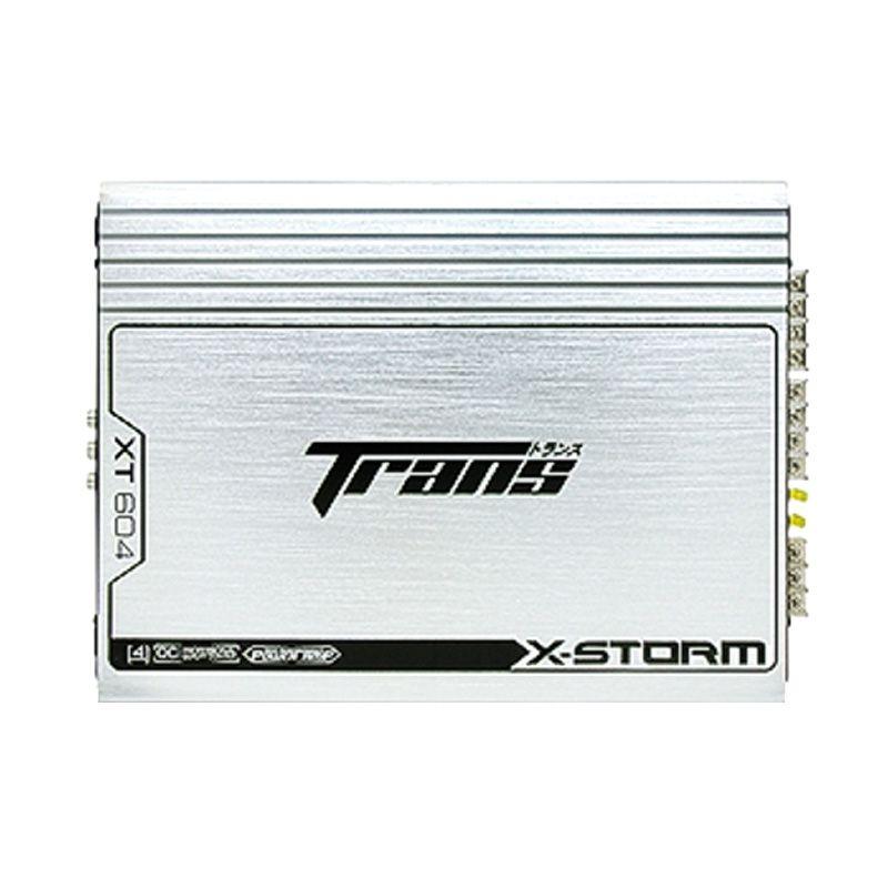 Trans X-Storm XT-604 Speaker Mobil