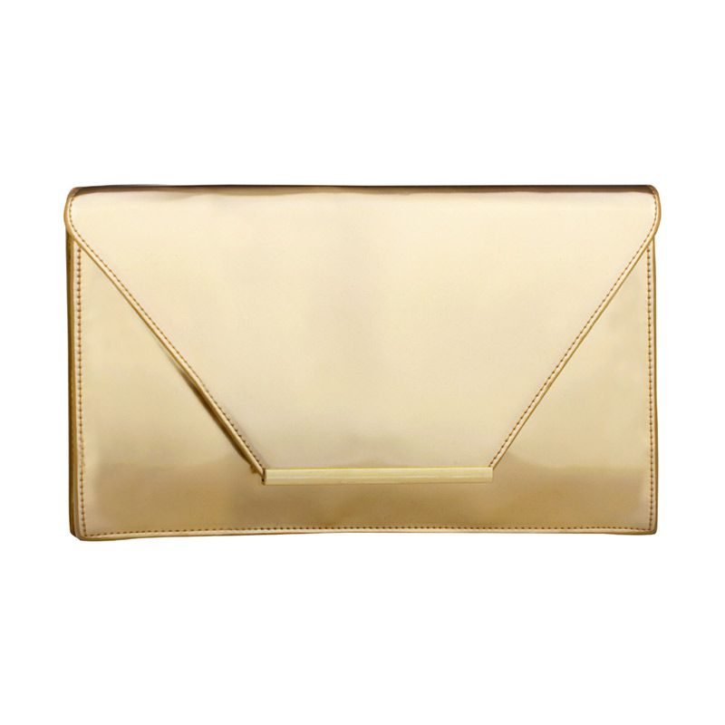 Yadas Korea 916-2 Gold Clutch