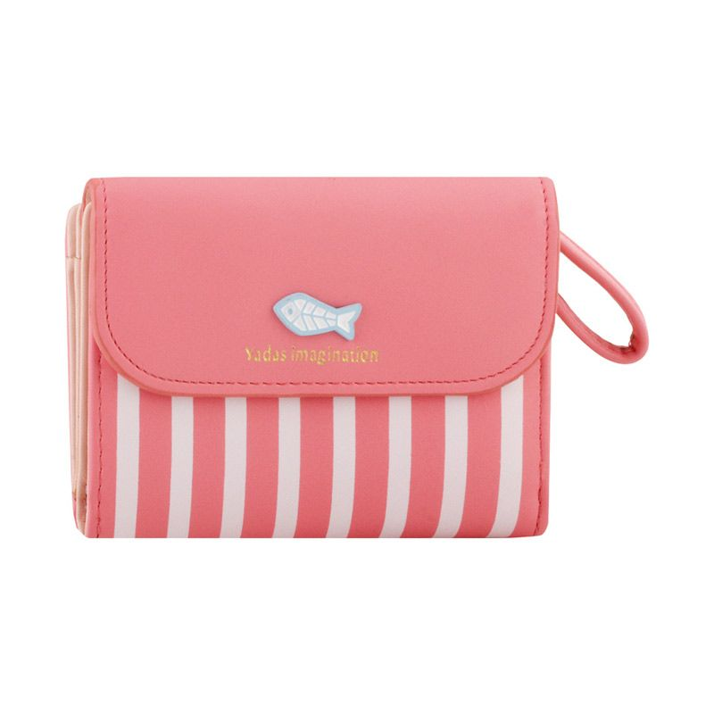 Yadas Korea Fashion 927-3 Rose Wallet