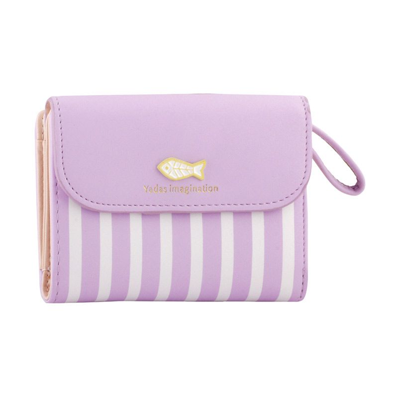 Yadas Korea Fashion 927-3 Ungu Wallet