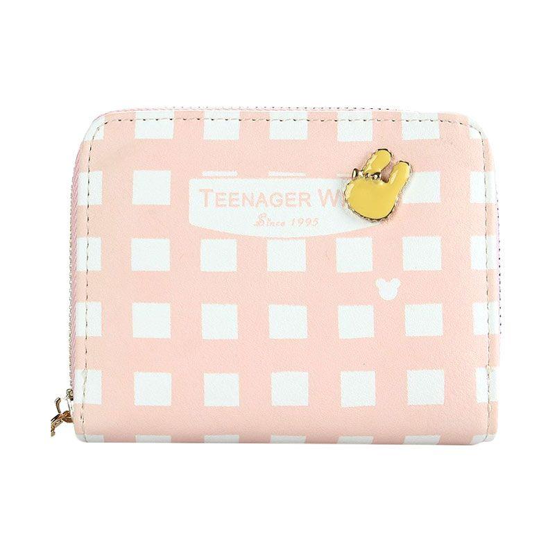 Yadas Korea 908-19 Pink Wallet