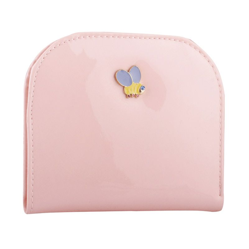 Yadas Korea Fashion 918-4 Pink Wallet