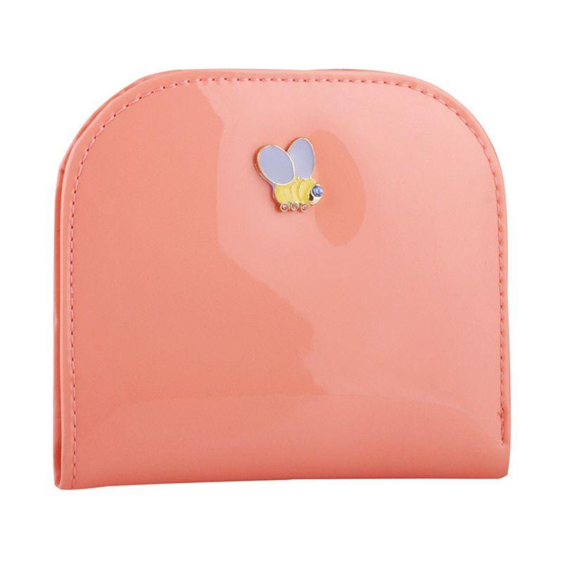 Yadas Korea Fashion 918-4 Rose Wallet