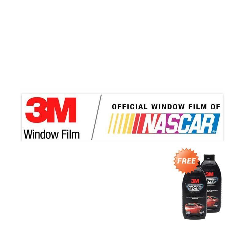 3M Black Beauty Full Body Paket Pemasangan Kaca Film [Jabodetabek] + 3M Car Wash Shampoo [2 Pcs]
