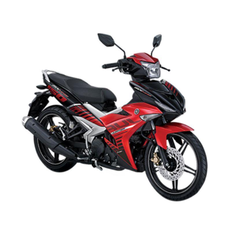 Yamaha MX King 150 Red King Sepeda Motor