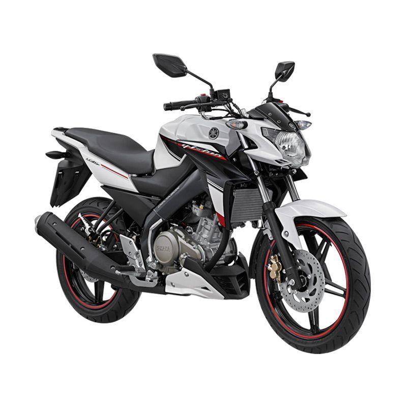 Yamaha New Vixion Advance Luminous White Sepeda Motor [OTR Yogyakarta]