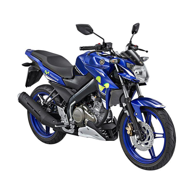 Yamaha New Vixion Advance Movistar MotoGP Sepeda Motor [OTR Yogyakarta]