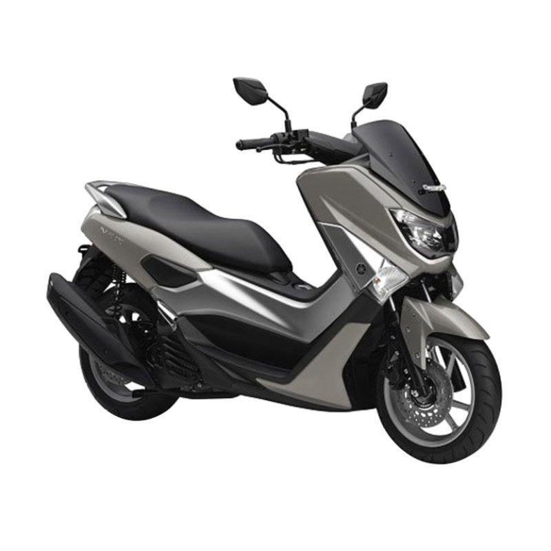 Yamaha NMAX ABS Supreme Gunmetal Sepeda Motor [OTR Jawa Tengah]