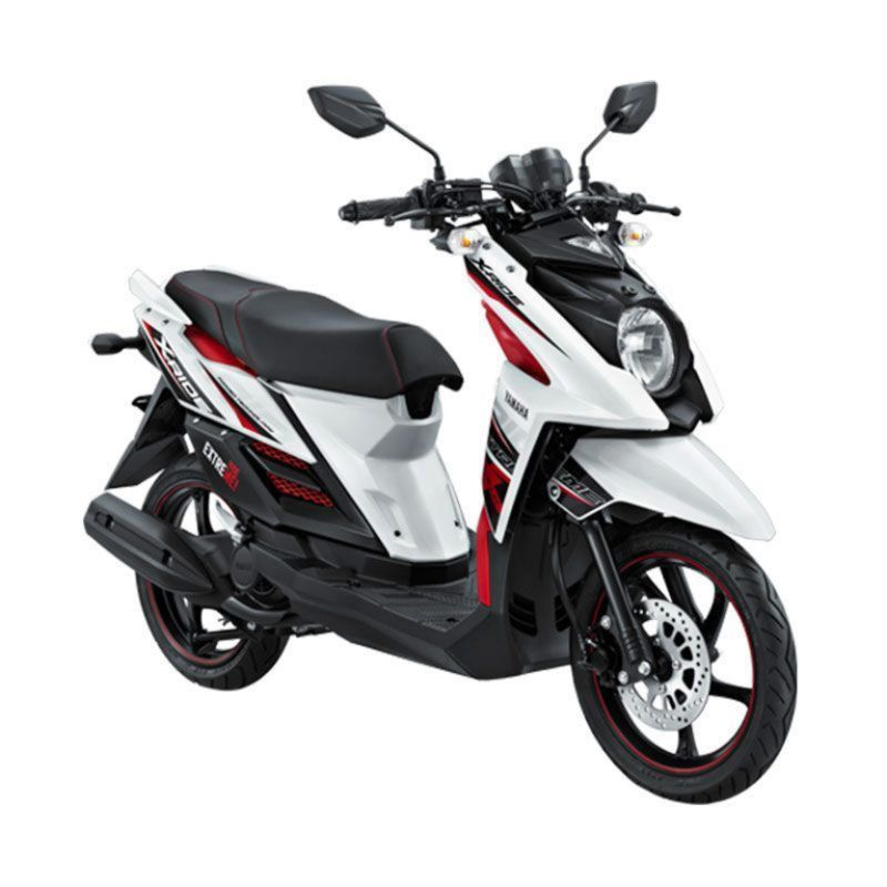 Yamaha X-Ride Skater White Sepeda Motor [OTR Jawa Tengah]