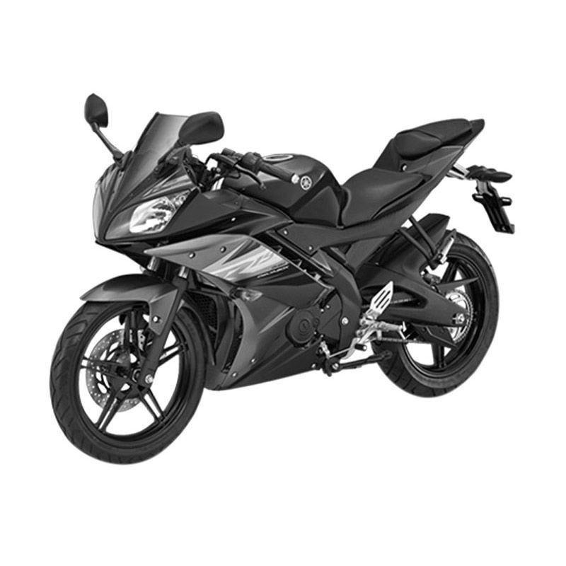 Yamaha YZF R15 Midnight Black Sepeda Motor [OTR Jawa Tengah]