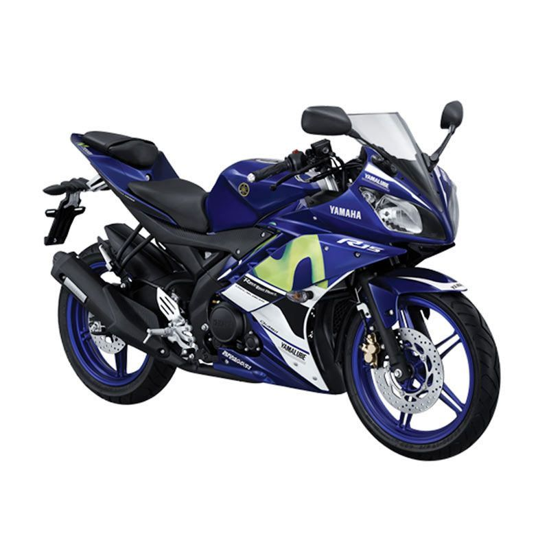 Yamaha YZF R15 Movistar MotoGP Sepeda Motor [OTR Jawa Tengah]
