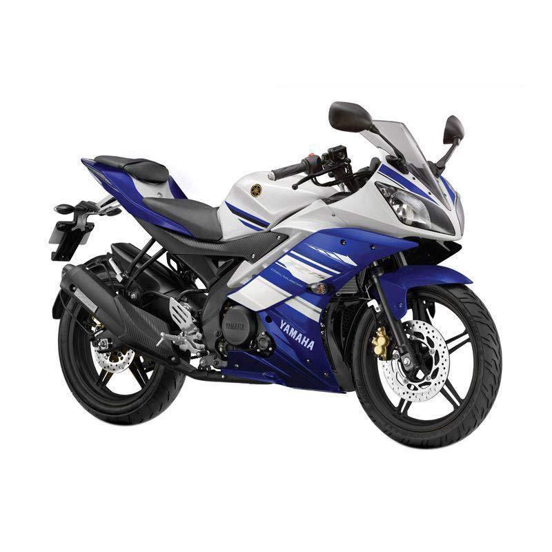 Yamaha YZF R15 Racing Blue Sepeda Motor [OTR Jawa Tengah]