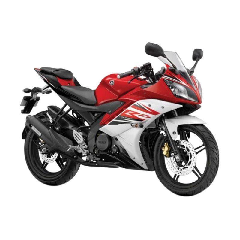 Yamaha YZF R15 Supernova Red Sepeda Motor [OTR Jawa Tengah]
