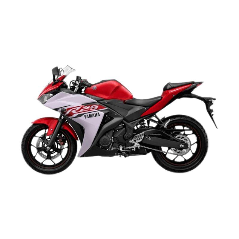 Yamaha YZF R25 Diablo Red Sepeda Motor [OTR Yogyakarta]