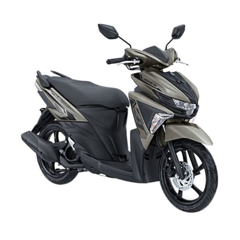 Yamaha All New Soul ...peda Motor